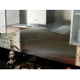 Coifa Ilha Glass Soft FGC 906 IXS 90cm 220V Fosco Franke
