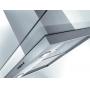Coifa Ilha Glass Linear FGL 904 IXS 90cm 220V Fosco Franke