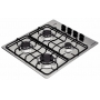 Cooktop 4 Queimadores a Gás 58x50 Square 4GX 60 Inox Tramontina
