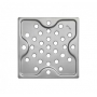 Grelha Inox Simples Quadrada 10x10 Tramontina