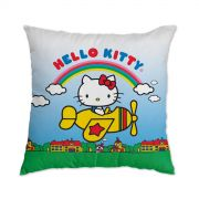 Almofada Hello Kitty Classic Vintage Airplane
