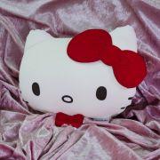 Almofada Hello Kitty Com Laço