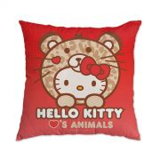 Almofada Hello Kitty Love Animals