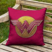 Almofada Wonder Woman Logo Authentic