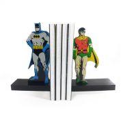 Aparador de Livros Batman e Robin