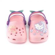 Babuche Baby Rosa Hello Kitty Fairy