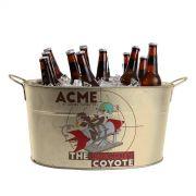 Balde de Gelo Oval Looney Tunes ACME The Rocket Coyote