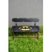 Banco 2 Lugares Batman Logo
