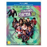 Blu-ray 3D Esquadrão Suicida