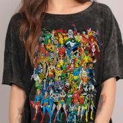 Blusa Feminina DC Comics Originals