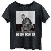 Blusa Feminina Justin Bieber Negative