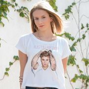 Blusa Feminina Justin Bieber Purpose