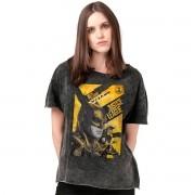 Camiseta Feminina Liga da Justiça Batman
