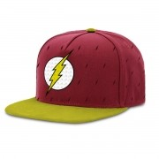 Boné DC Comics The Flash Logo