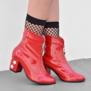 Bota DC Comics Custome Glam