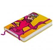 Caderneta de Anotações Corrida Maluca Penelope Charmosa