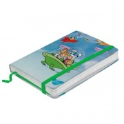 Caderneta de Anotações Os Jetsons Família na Nave Espacial