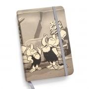 Caderneta de Anotações HB Flintstones Fred e Barney Elegantes