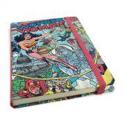 Caderneta de Anotações Wonder Woman Power