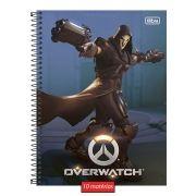 Caderno Overwatch Reaper 10 Matérias