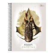 Caderno Assassin's Creed Origins 1 Matéria