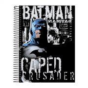 Caderno Batman Caped Crusader 1 Matéria