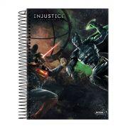 Caderno 1 Matéria Injustice Batman vs Superman