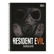 Caderno Resident Evil Hunk 1 Matéria