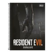 Caderno Resident Evil VII Jack Barker 1 Matéria