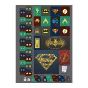 Caderno Aquaman Icons 1 Matéria