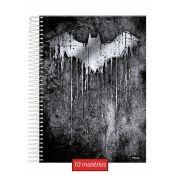 Caderno Batman Metal 10 Matérias