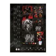 Caderno DC Comics Fast League 10 Matérias