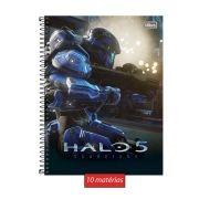 Caderno Halo Master Chief 10 Matérias