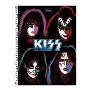 Caderno Kiss Faces 1 Matéria
