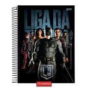 Caderno Liga da Justiça 10 Matérias