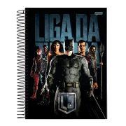 Caderno Liga da Justiça 1 Matéria