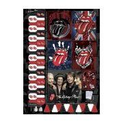 Caderno Like a Rolling Stones 10 Matérias