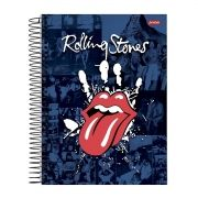Caderno Like a Rolling Stones 1 Matéria