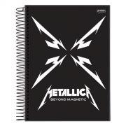 Caderno Metallica Beyond Magnetic 1 Matéria