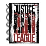 Caderno POP Justice League 1 Matéria