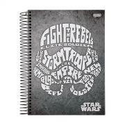 Caderno Star Wars Trends Stormtrooper 1 Matéria
