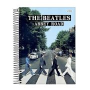 Caderno The Beatles Abbey Road 1 Matéria