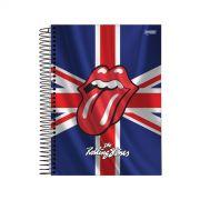 Caderno The Rolling Stones England 1 Matéria