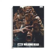 Caderno The Walking Dead Hungry Zombies 1 Matéria