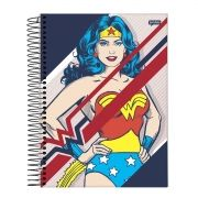 Caderno Wonder Woman Classic HQ Post 1 Matéria