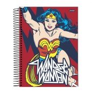 Caderno Wonder Woman Classic HQ Warrior Action 1 Matéria