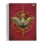 Caderno Wonder Woman Icons 1 Matéria