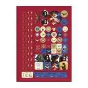 Caderno Wonder Woman Pôster 1 Matéria
