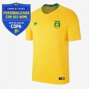 Camisa Unissex Charlie Brown Jr Futebol e SK8