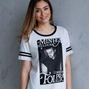 Camiseta Athletic Feminina Luan Santana Minha Melhor Corrida